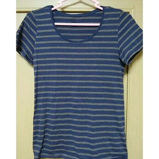 シマムラ(しまむら)のしまむらヒートティクTシャツL(Tシャツ(半袖/袖なし))