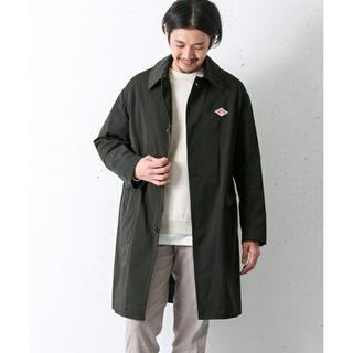 ダントン(DANTON)の美品 Danton 定価2万7000円 日本製 ステンカラー コート 40(ステンカラーコート)