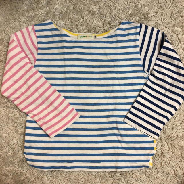 BEAMS(ビームス)のbeams mini110cm キッズ/ベビー/マタニティのキッズ服 女の子用(90cm~)(Tシャツ/カットソー)の商品写真