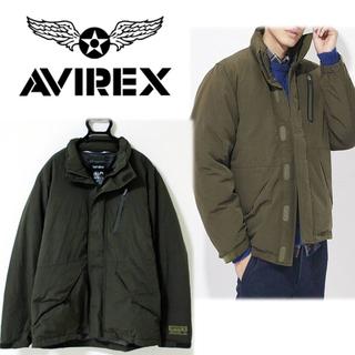 《アヴィレックス》新品訳有 パディングジャケット XL 大きいサイズ(その他)