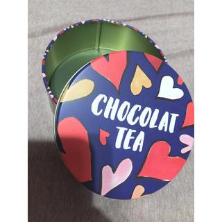 アフタヌーンティー(AfternoonTea)のAfternoonTea 紅茶缶(小物入れ)