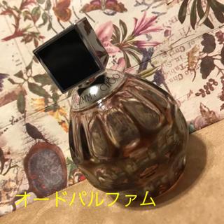 ジミーチュウ(JIMMY CHOO)のジミーチュウ 香水 オードパルファム 60ml 送料込(香水(女性用))