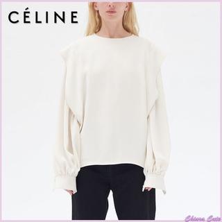 セリーヌ(celine)の2018AW  CELINE ブラウス(シャツ/ブラウス(長袖/七分))