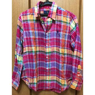 ポロラルフローレン(POLO RALPH LAUREN)のラルフローレンシャツ(シャツ/ブラウス(長袖/七分))