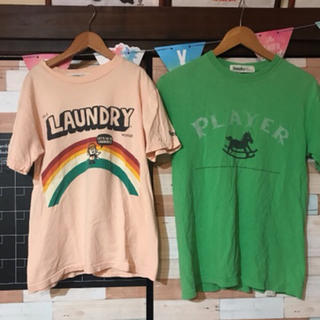 ランドリー(LAUNDRY)のランドリー Tシャツ 2枚セット(Tシャツ(半袖/袖なし))