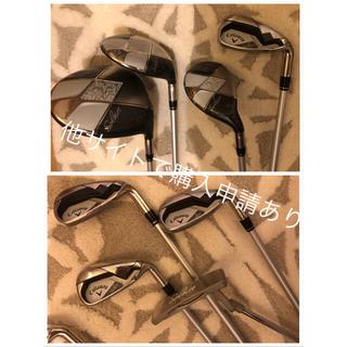 Callaway Golf - 追加写真 キャロウェイ人気のレディースクラブセット  ソレイル ゴルフクラブ
