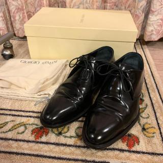 エンポリオアルマーニ(Emporio Armani)のGIORGIO ARMANI ジョルジオアルマーニ ドレスシューズ 革靴(ドレス/ビジネス)