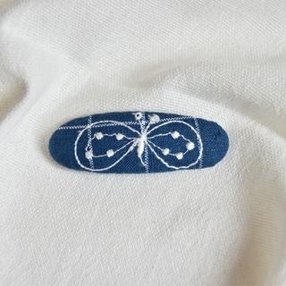 ミナペルホネン(mina perhonen)のぷーこ様 ♔ パッチンピン 3点(ファッション雑貨)