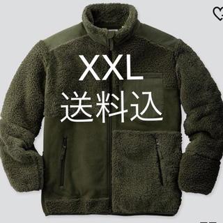 ユニクロ(UNIQLO)のユニクロ エンジニアードガーメンツ フリース ジャケット XXL(ブルゾン)