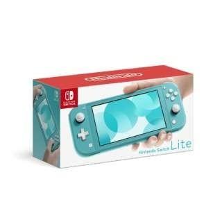 Nintendo Switch - 任天堂Switchlite ターコイズ