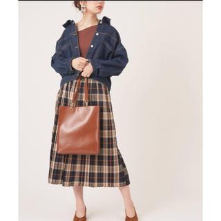 ナチュラルクチュール(natural couture)のナチュ♡プリーツスカート(ロングスカート)