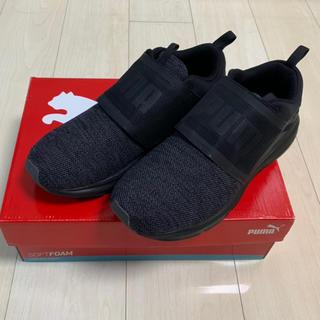 PUMA - PUMA プーマ スニーカー 靴 メンズ 黒 ブラック 26.5