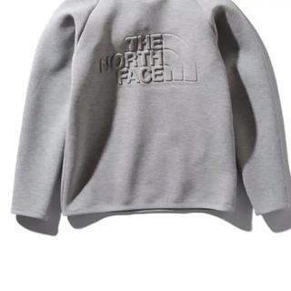 ザノースフェイス(THE NORTH FACE)の❣⃛新品 ❁THE NORTH FACE トレーナー グレー120❁(Tシャツ/カットソー)