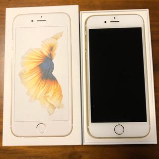 iPhone - 美品iphone 6s 64g simロック解除