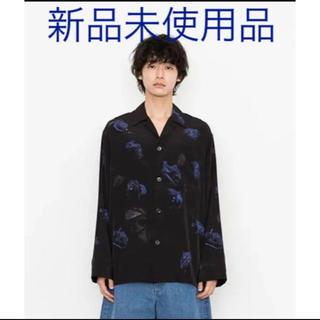 ラッドミュージシャン(LAD MUSICIAN)の18aw パジャマシャツ 新品 サイズ42(シャツ)