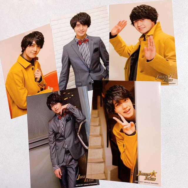 Johnny's(ジャニーズ)の髙橋海人 フォトセット エンタメ/ホビーのタレントグッズ(アイドルグッズ)の商品写真