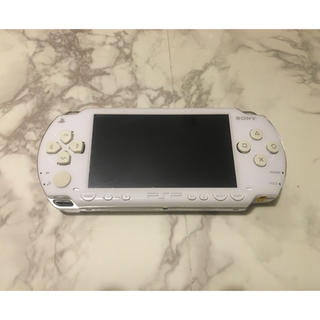 PlayStation Portable - PSP 1000 セラミックホワイト