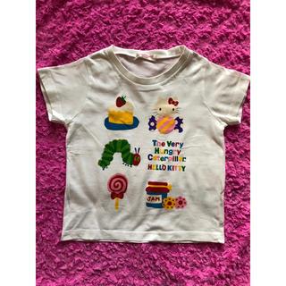 サンリオ(サンリオ)のはらぺこあおむし☆キティちゃん☆コラボTシャツ(Tシャツ/カットソー)