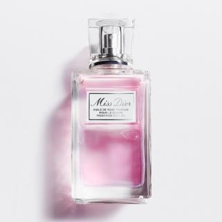 ディオール(Dior)のミス ディオール ボディ オイル(香水(女性用))
