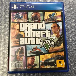PlayStation4 - 【送料無料】PS4 グランド・セフト・オート5