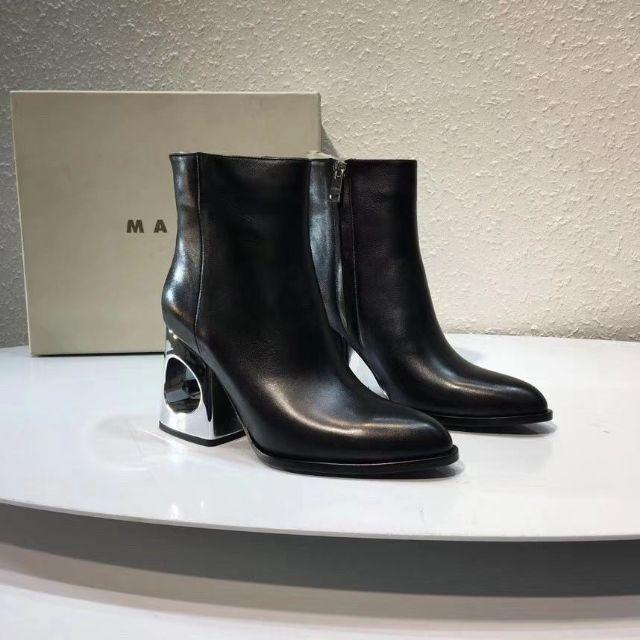 Marni(マルニ)のMARNI マルニ ショートブーツ 36サイズ 新品未使用  レディースの靴/シューズ(ブーツ)の商品写真