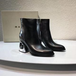 Marni - MARNI マルニ ショートブーツ 36サイズ 新品未使用