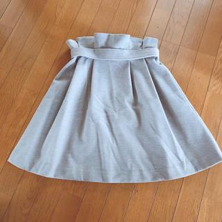 スナイデル(snidel)の【新品未使用】snidel スカート Sサイズ(ひざ丈スカート)