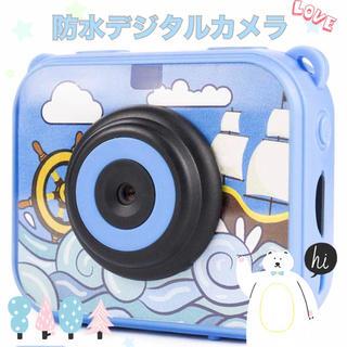 アンパンマン - 新品★ 防水 子供用デジタルカメラ キッズカメラ 子供用カメラ 500万画素