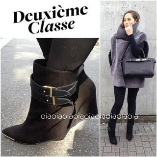 DEUXIEME CLASSE - DeuxiemeClasse★HOTEL PARTICULAR★ショートブーツ