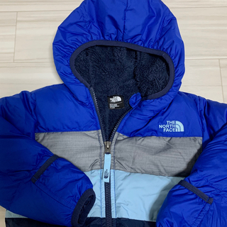 THE NORTH FACE -  美品 THE NORTH FACE★ダウン ベビー18M-24M(90cm)