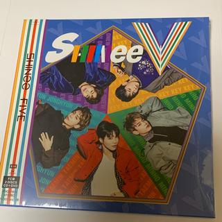 SHINee - SHINee FIVE FC限定盤 新品