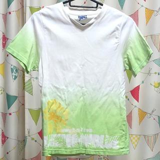 BLUE MOON BLUE - BLUE MOON BLUE 黄緑 Tシャツ