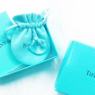 ティファニー(Tiffany & Co.)の☆新品☆未使用☆ティファニー ビーン リング7号(リング(指輪))