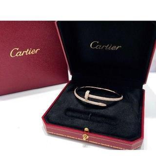 カルティエ(Cartier)のCartier カルティエ ジュスト アン クル ブレスレット(ブレスレット/バングル)