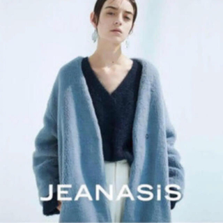 ジーナシス(JEANASIS)のjeanasis ファーコート2016AW(毛皮/ファーコート)