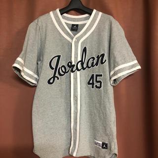 ナイキ(NIKE)のJORDAN/ジョーダン ベースボールシャツ(Tシャツ/カットソー(半袖/袖なし))