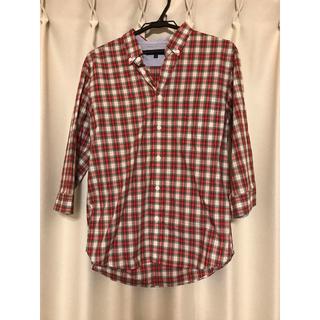 ビューティアンドユースユナイテッドアローズ(BEAUTY&YOUTH UNITED ARROWS)の美品 ユナイテッドアローズ 7分袖 シャツ(Tシャツ/カットソー(七分/長袖))