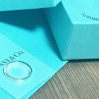 ティファニー(Tiffany & Co.)の☆新品☆未使用☆ティファニー ノーツナローリング6号(リング(指輪))