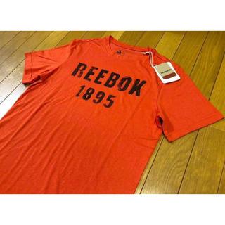 Reebok - 新品 GS REEBOK 1895橙グラフィックTシャツLサイズメンズリーボック