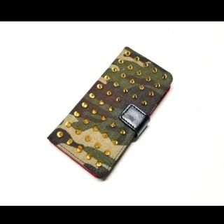 店頭6800円iPhone Android ケース スタッズ プレセント 人気