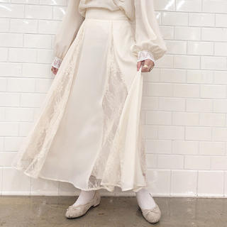 one after another NICE CLAUP - 【petite by niceclaup】circular skirt