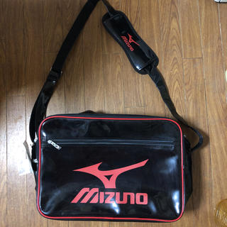 MIZUNO - 【新品未使用タグ付】ミズノエナメルバッグ