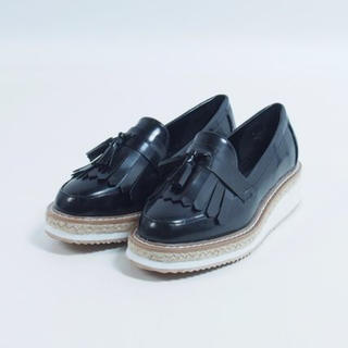 エイソス(asos)のasos ローファー uk5(ローファー/革靴)