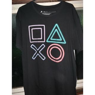 プレイステーション(PlayStation)のPlayStation Tシャツ(Tシャツ/カットソー(半袖/袖なし))