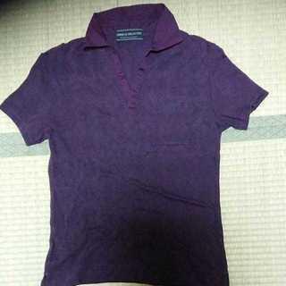 コムサコレクション(COMME ÇA COLLECTION)のコムサコレクション  Lサイズ ポロシャツ(ポロシャツ)
