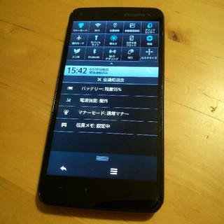 アクオス(AQUOS)の難あり SHARP AQUOS Phone(スマートフォン本体)