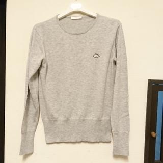 SEE BY CHLOE - 新品、未使用 SEE BY CHLOE Bisou ロゴ入り セーター