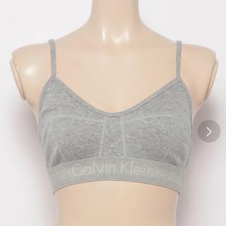 Calvin Klein - 【 Calvin Klein 】 BODY ブラレット  M