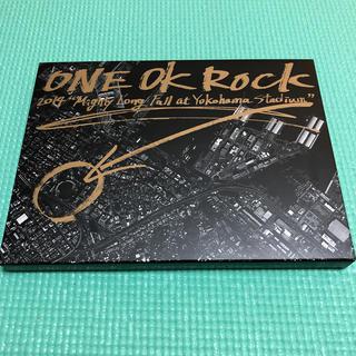 ワンオクロック(ONE OK ROCK)のONE OK ROCK 2014 横浜スタジアム Blu-ray(ミュージック)