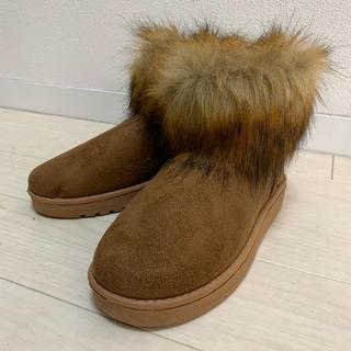 ファーブーツ(ブーツ)